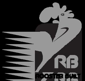 Rooster Built logo